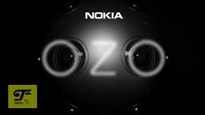 Nokia's hardware comeback with a Ozo the Virtual reality camera.