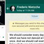 WhatsApp End-to-End-encryption can be illegal in India