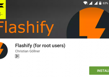 Flashify apk – Flash Custom Recovery and Boot img using Flashify Apk