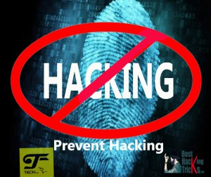 Prevent hacking