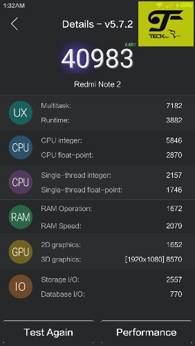 Redmi Note 2 Prime
