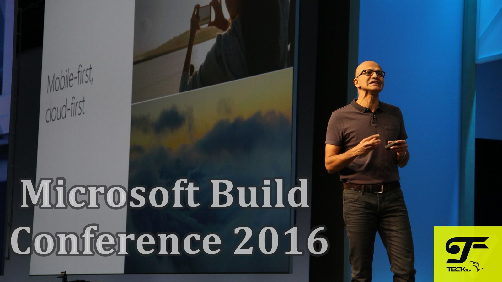 Microsoft Build Conference 2016