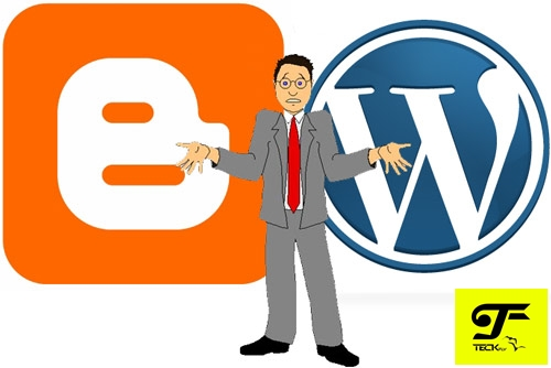 Blog-Website:How to Create - blogger-wordpress