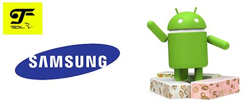 Upcoming Android 7.0 Nougat update for Samsung Smartphones