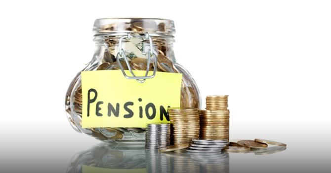 findings on UK private pension contributions, private pension contributions