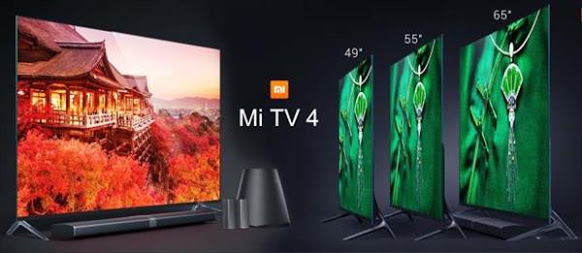Xiaomi Mi TV 4 Specifications, Price