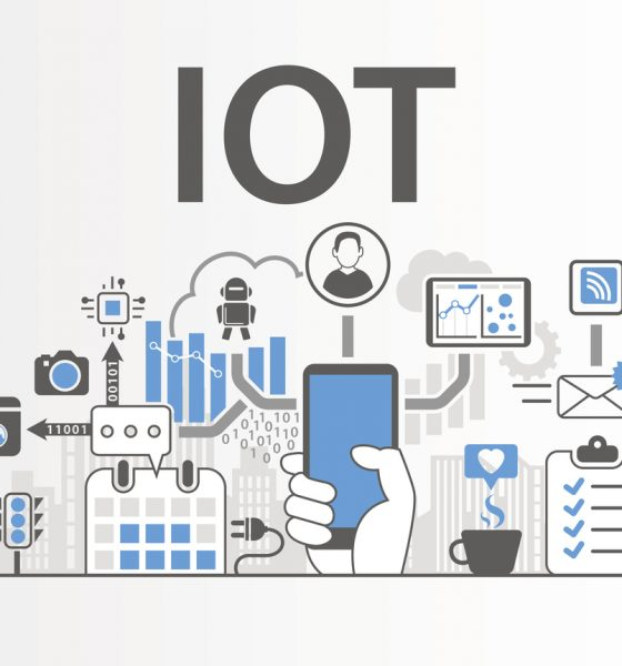 Internet of Things (IoT) & Physical Asset Management