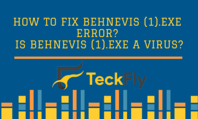 How to Fix Behnevis (1).exe Error? Is Behnevis (1).exe a Virus?