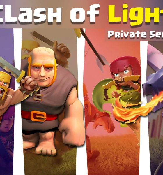 Custom Thumbnail - clash of light
