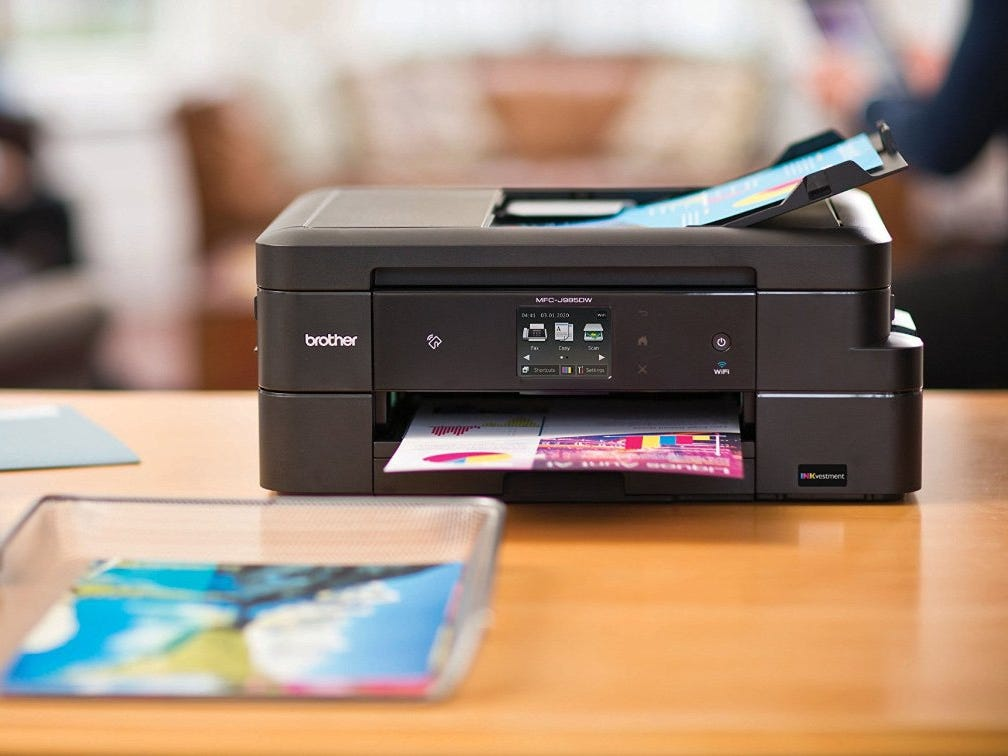 Why You Should Purchase an Inkjet Printer