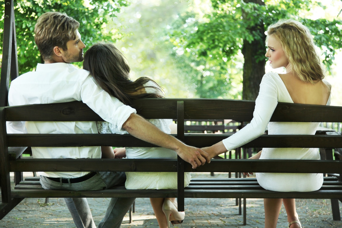 How Married People Get Away With Infidelity